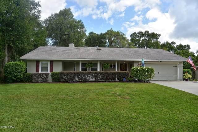 805 E Lansdowne Avenue, Orange City, FL 32763 (MLS #1071491) :: Florida Life Real Estate Group
