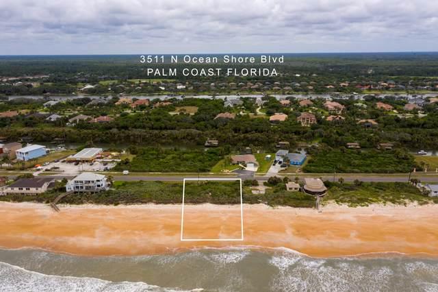 3511 N Ocean Shore Boulevard, Palm Coast, FL 32137 (MLS #1071496) :: Florida Life Real Estate Group