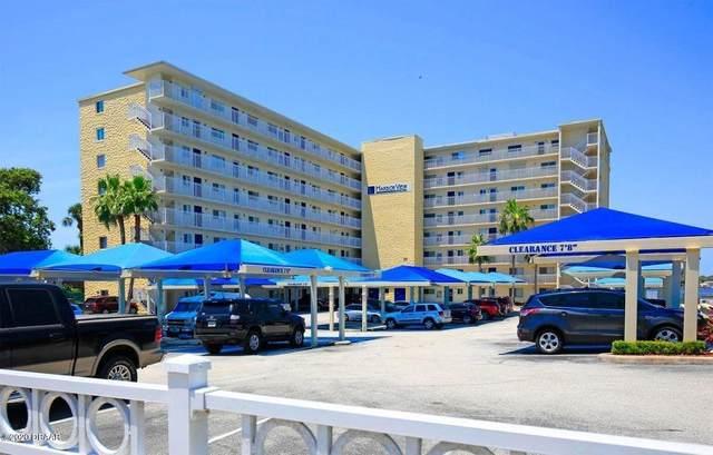 145 N Halifax Avenue #103, Daytona Beach, FL 32118 (MLS #1071497) :: Memory Hopkins Real Estate