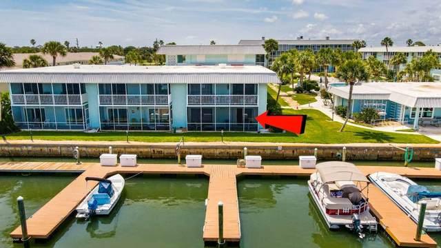 325 N Causeway A101, New Smyrna Beach, FL 32169 (MLS #1071533) :: Memory Hopkins Real Estate