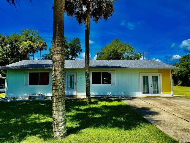 1804 Mango Tree Drive, Edgewater, FL 32132 (MLS #1071535) :: Florida Life Real Estate Group