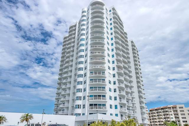 2 Oceans West Boulevard #2106, Daytona Beach Shores, FL 32118 (MLS #1071550) :: Cook Group Luxury Real Estate