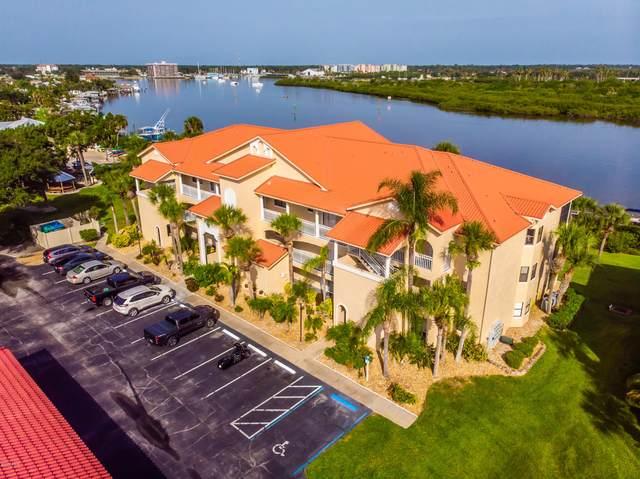 464 Bouchelle Drive #302, New Smyrna Beach, FL 32169 (MLS #1071568) :: Memory Hopkins Real Estate