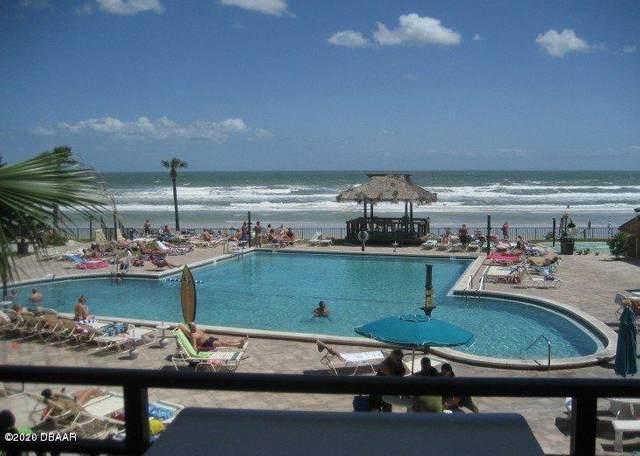 2301 S Atlantic Avenue, Daytona Beach, FL 32118 (MLS #1071575) :: Memory Hopkins Real Estate