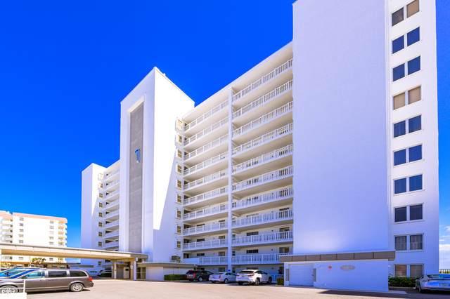 1155 Ocean Shore Boulevard #107, Ormond Beach, FL 32176 (MLS #1071628) :: Memory Hopkins Real Estate