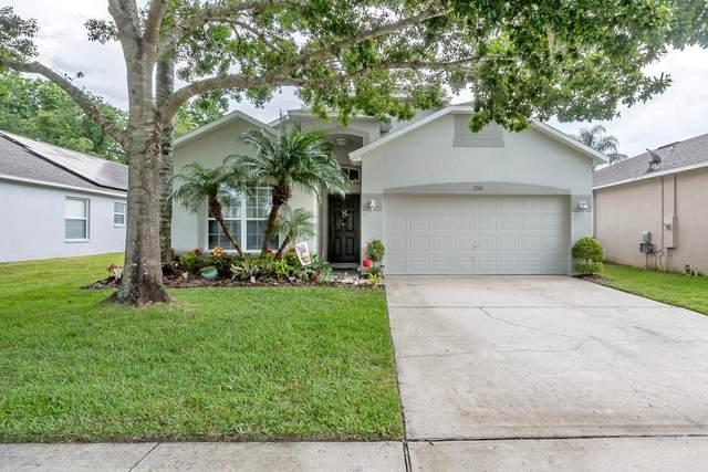 253 Clydesdale Circle, Sanford, FL 32773 (MLS #1071637) :: Florida Life Real Estate Group