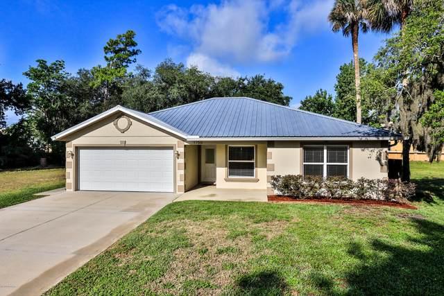 1756 Palm Road, Ormond Beach, FL 32174 (MLS #1071661) :: Memory Hopkins Real Estate