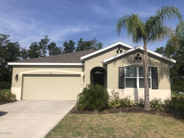 242 River Vale Lane, Ormond Beach, FL 32174 (MLS #1071666) :: Memory Hopkins Real Estate