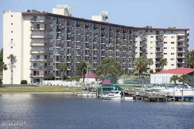 100 Silver Beach Avenue #406, Daytona Beach, FL 32118 (MLS #1071671) :: Florida Life Real Estate Group