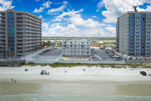3727 S Atlantic Avenue #120, Daytona Beach Shores, FL 32118 (MLS #1071690) :: Memory Hopkins Real Estate