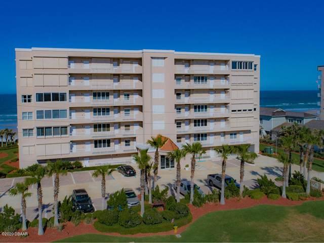 4757 S Atlantic Avenue #703, Ponce Inlet, FL 32127 (MLS #1071703) :: Memory Hopkins Real Estate