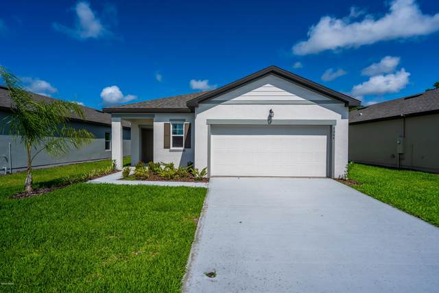 3064 Neverland Drive, New Smyrna Beach, FL 32168 (MLS #1071718) :: Cook Group Luxury Real Estate