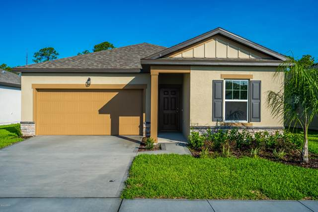 3066 Neverland Drive, New Smyrna Beach, FL 32168 (MLS #1071720) :: Cook Group Luxury Real Estate