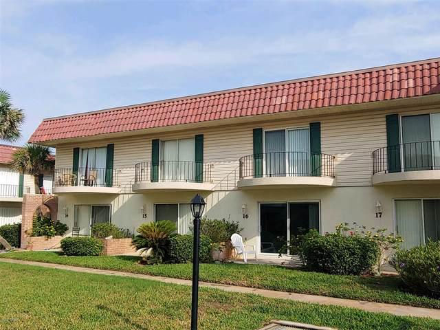 2810 Ocean Shore Boulevard #16, Ormond Beach, FL 32176 (MLS #1071760) :: Memory Hopkins Real Estate