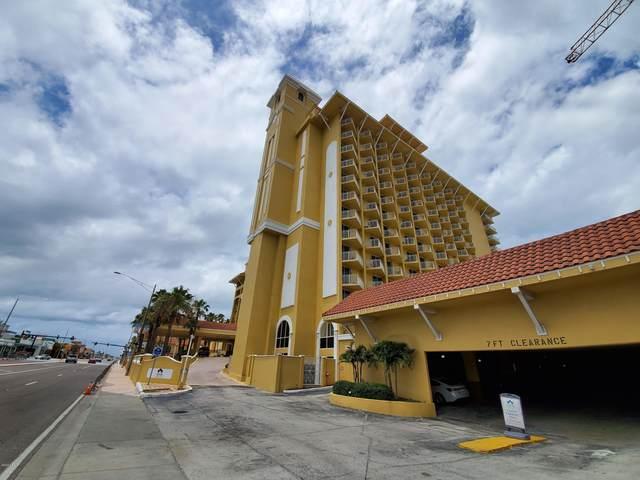 600 N Atlantic Avenue #1219, Daytona Beach, FL 32118 (MLS #1071825) :: Memory Hopkins Real Estate