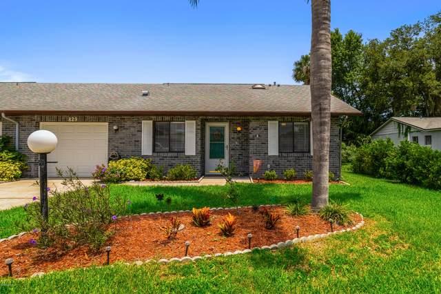 829 Acorn Lane, Port Orange, FL 32127 (MLS #1071837) :: Florida Life Real Estate Group