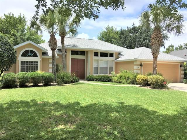 28 Circle Creek Way, Ormond Beach, FL 32174 (MLS #1071912) :: Cook Group Luxury Real Estate