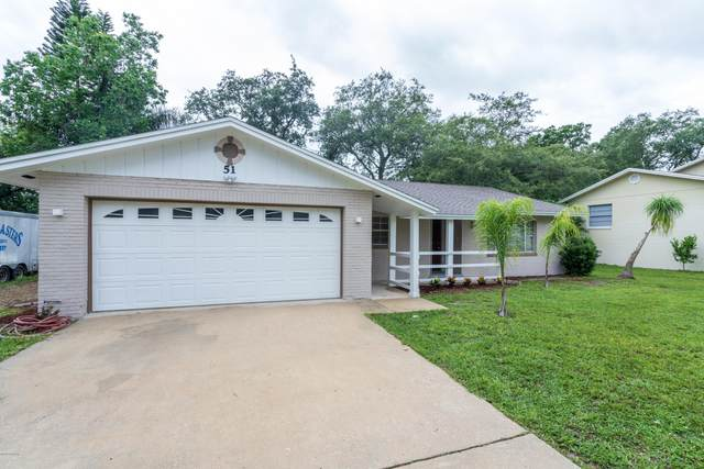51 Woodfield Drive, Port Orange, FL 32129 (MLS #1071926) :: Cook Group Luxury Real Estate