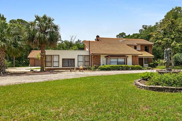 39 Creek Bluff Run, Flagler Beach, FL 32136 (MLS #1071929) :: Memory Hopkins Real Estate