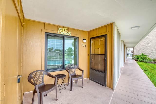 2600 Ocean Shore Boulevard #1030, Ormond Beach, FL 32176 (MLS #1071987) :: Florida Life Real Estate Group