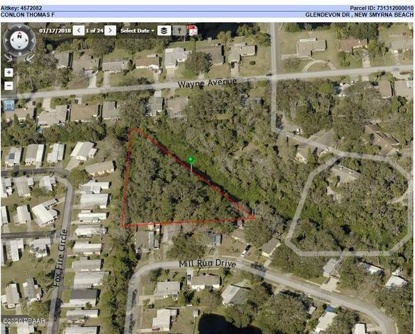 0 Glendevon Drive, New Smyrna Beach, FL 32168 (MLS #1072050) :: Memory Hopkins Real Estate
