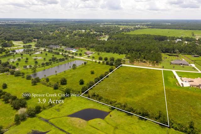 2060 W Spruce Creek Circle, Port Orange, FL 32128 (MLS #1072438) :: Cook Group Luxury Real Estate