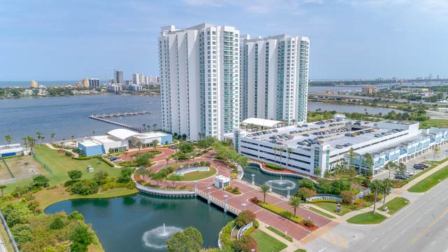 241 Riverside Drive #1610, Holly Hill, FL 32117 (MLS #1072443) :: Cook Group Luxury Real Estate