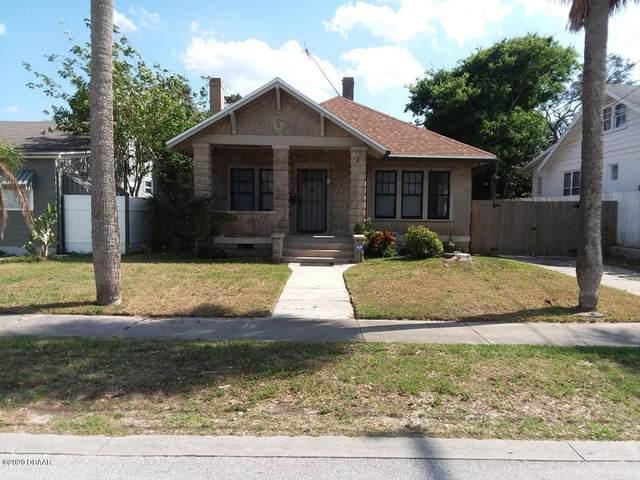 406 Braddock Avenue, Daytona Beach, FL 32118 (MLS #1072489) :: Florida Life Real Estate Group