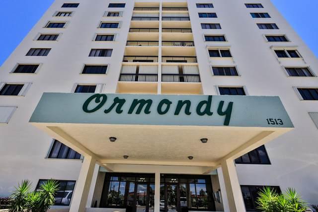 1513 Ocean Shore Boulevard 6E, Ormond Beach, FL 32176 (MLS #1072535) :: Florida Life Real Estate Group