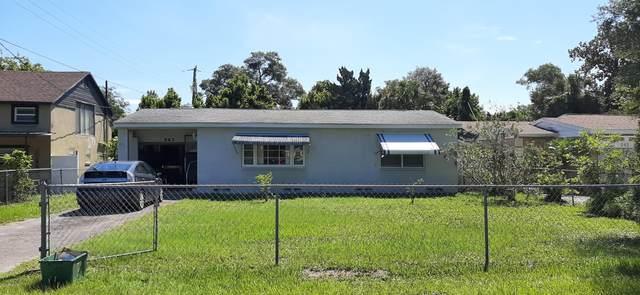 547 Westmoreland Road, Daytona Beach, FL 32114 (MLS #1072589) :: Memory Hopkins Real Estate