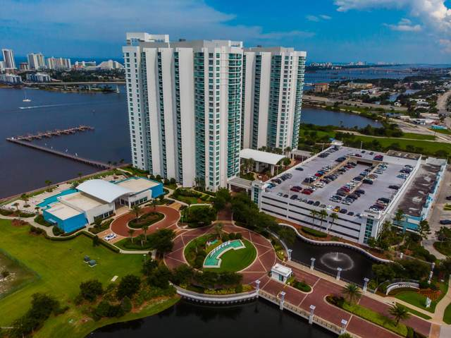 241 Riverside Drive #1108, Holly Hill, FL 32117 (MLS #1072595) :: Cook Group Luxury Real Estate