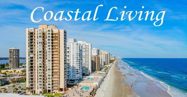 3051 S Atlantic Avenue #701, Daytona Beach Shores, FL 32118 (MLS #1072622) :: Memory Hopkins Real Estate