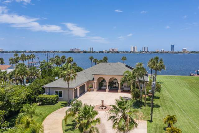 1849 S Palmetto Avenue, South Daytona, FL 32119 (MLS #1072676) :: Cook Group Luxury Real Estate