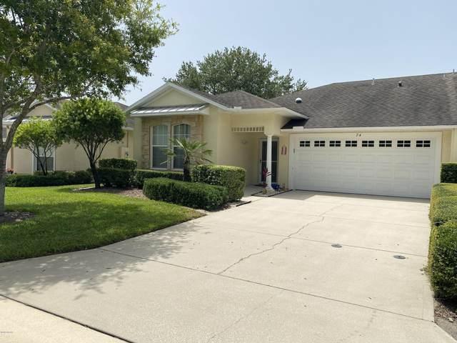 74 Veranda Way, Palm Coast, FL 32137 (MLS #1072707) :: Florida Life Real Estate Group