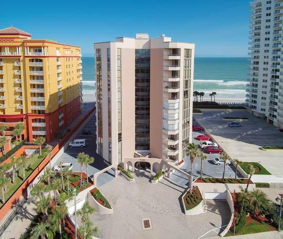 2917 S Atlantic Avenue #303, Daytona Beach Shores, FL 32118 (MLS #1072748) :: Memory Hopkins Real Estate