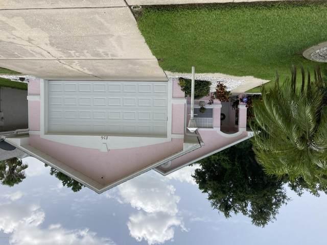 836 Lakeland Drive, Port Orange, FL 32127 (MLS #1072791) :: Memory Hopkins Real Estate