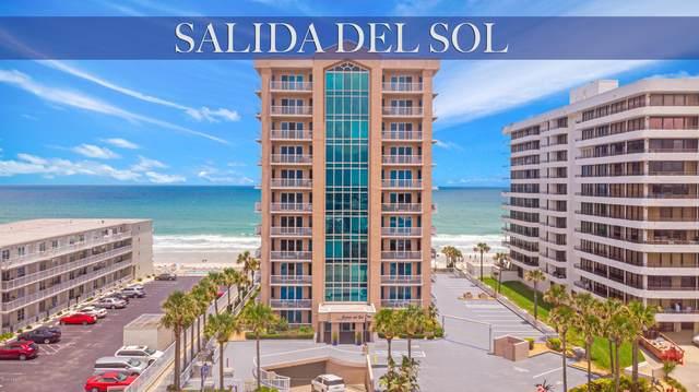 3737 S Atlantic Avenue #602, Daytona Beach Shores, FL 32118 (MLS #1072800) :: Cook Group Luxury Real Estate