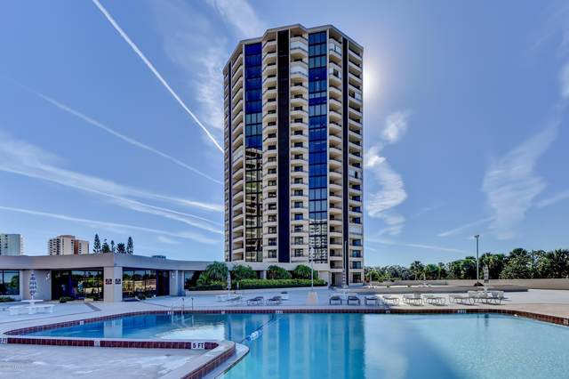 1 Oceans West Boulevard 22B4, Daytona Beach Shores, FL 32118 (MLS #1072808) :: Memory Hopkins Real Estate