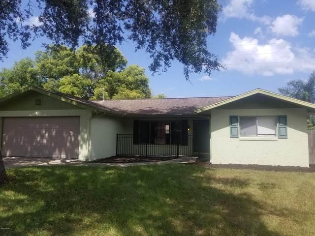 121 Cambridge Drive, Port Orange, FL 32127 (MLS #1072817) :: Memory Hopkins Real Estate