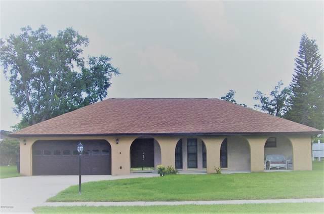 746 Horseman Drive, Port Orange, FL 32127 (MLS #1072831) :: Memory Hopkins Real Estate