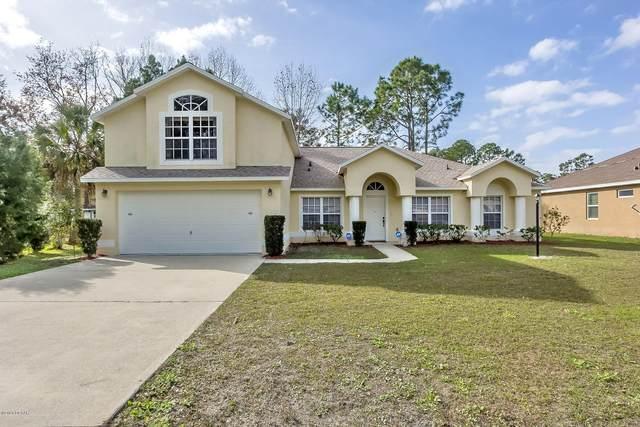 10 Potterville Lane, Palm Coast, FL 32164 (MLS #1072850) :: Florida Life Real Estate Group