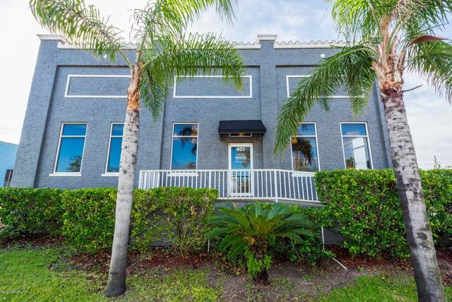 405 6th Street, Holly Hill, FL 32117 (MLS #1072895) :: Cook Group Luxury Real Estate