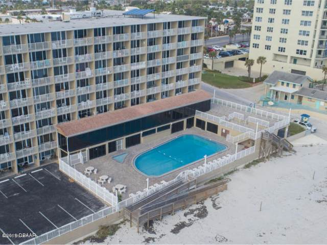3501 S Atlantic Avenue Beach Front Bus, Daytona Beach Shores, FL 32118 (MLS #1072935) :: Cook Group Luxury Real Estate