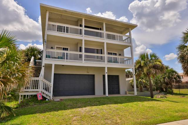 4008 S Atlantic Avenue, Port Orange, FL 32127 (MLS #1072980) :: Memory Hopkins Real Estate