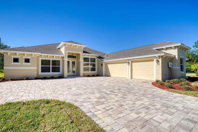 80 Lakebluff Drive, Ormond Beach, FL 32174 (MLS #1072984) :: Cook Group Luxury Real Estate