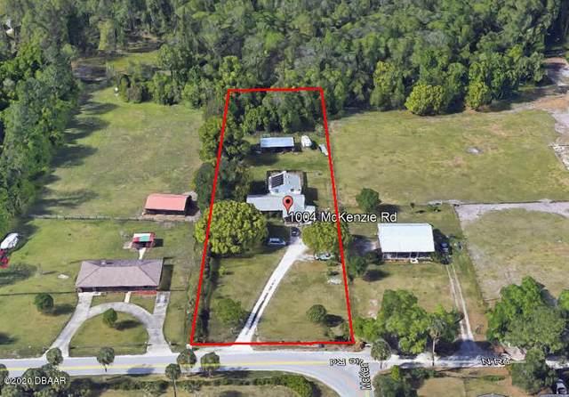 1004 Mckenzie Road, Lake Helen, FL 32744 (MLS #1073003) :: Memory Hopkins Real Estate