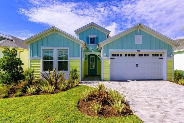 778 Jollymon Way, Daytona Beach, FL 32124 (MLS #1073061) :: Cook Group Luxury Real Estate