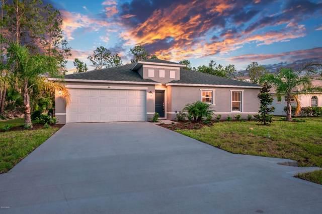 5 Burgess Place, Palm Coast, FL 32137 (MLS #1073074) :: Florida Life Real Estate Group