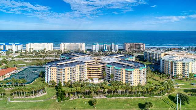 4650 Links Village Drive B202, Ponce Inlet, FL 32127 (MLS #1073077) :: Cook Group Luxury Real Estate
