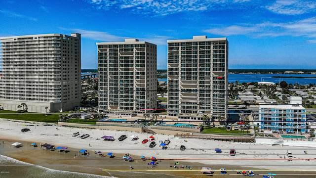 3315 S Atlantic Avenue #1006, Daytona Beach Shores, FL 32118 (MLS #1073093) :: Florida Life Real Estate Group
